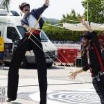 Zany Umbrella Circus @ The Kennedy Center