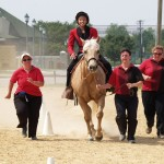 Special Olympics Maryland Baltimore County Equestrian Team