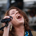 Emily King at ArtScape 2007