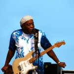 Buddy Guy at the Bay Blues Festival