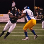 The Baltimore Mariners vs. The Harrisburg Stampede