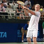 John McEnroe of the New York Sportimes