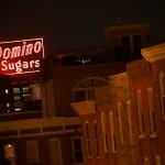 Domino Sugars Plant Neon Sign