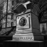 Edgar Allan Poe Memorial Grave