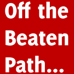 Off the Beaten Path Issue #4
