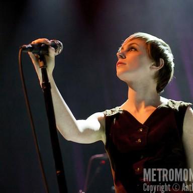 Photos: Kat Edmonson at the 9:30 Club