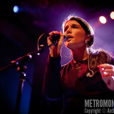 Photos: Jessie Ware at the 9:30 Club