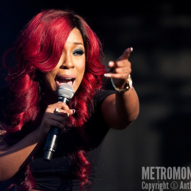Photos: K. Michelle at the African American Festival