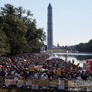Photo Highlights: 50th Anniversary of the March on Washington
