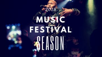DC, MD, VA: Music Festival Season 2018