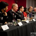 Photo Highlights: D.C. Democratic Mayoral Candidate Debate at WAMU 88.5