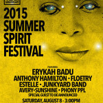 Summer Spirit Festival 2015 Line-Up