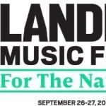 Landmark Music Festival Line-up