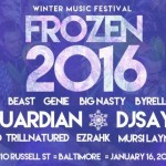 Winter Music Festival 2016 at the Paradox