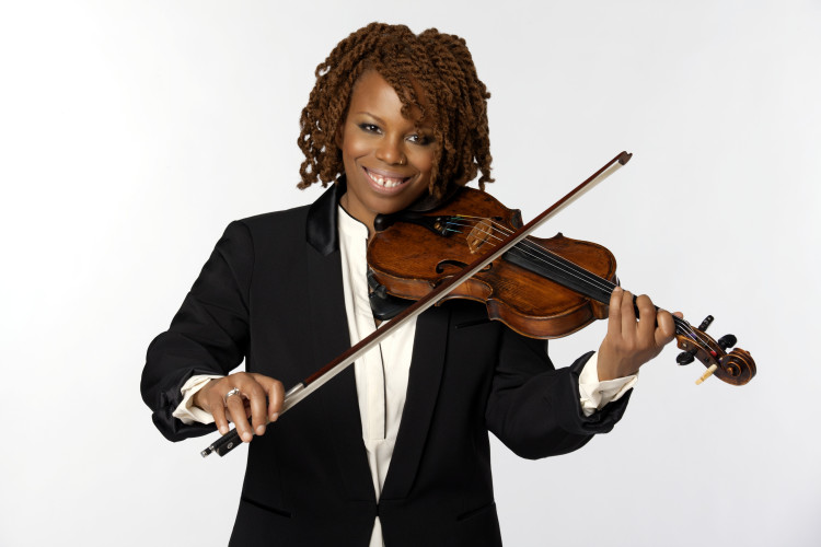 Regina Carter will serve as one of the headliners for this years DC Jazz Festival. Photo Credit: David Katzenstein