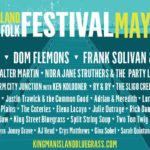 Announced: Kingman Island Bluegrass & Folk Festival Lineup!