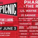 Lineup Announced: 10th Annual Roots Picnic