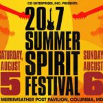 This Weekend: Summer Spirit Festival 2017