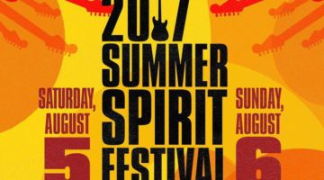 Announced: 2017 Summer Spirit Festival Lineup