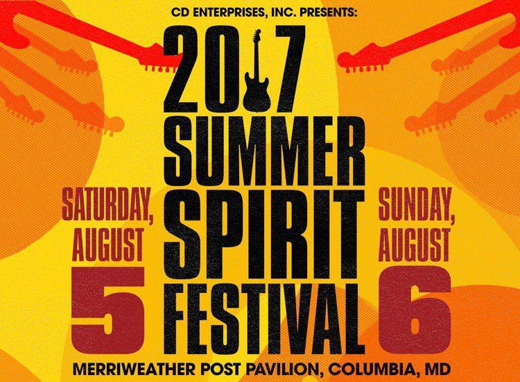 This Weekend Summer Spirit Festival 2017 Metro Montage