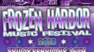This Weekend: Frozen Harbor Music Festival